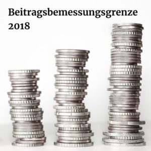 Sozialversicherung: Beitragsbemessungsgrenze 2018 für die Krankenversicherung